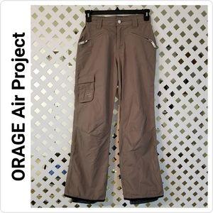 Orage Air Project Snowboard Ski Pants
